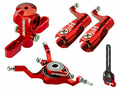 CNC Blade NANO CPX/S Power Package (RED) - BLADE NANO CPX/S (MH-NCPX-PWRR) • 68.64£
