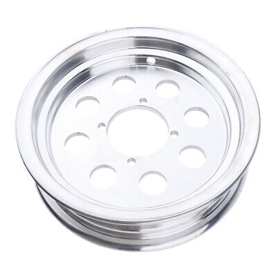 Universal Motorcycle 10in Tubeless Wheel Rim For Monkey Bike Parts, Silver • 34.68£