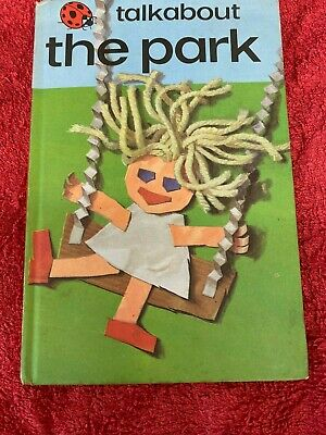 Talkabout The Park Ladybird Book • 10£