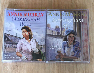 Annie Murray Audiobook Collection - Cassettes X 2 • 9.99£