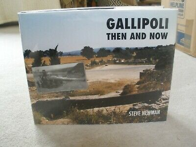 £30 • Buy WW1 - Gallipoli Then And Now: Steve Newman, 1st, 2000, After The Battle FINE
