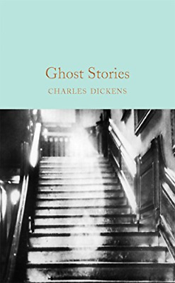 Ghost Stories (Macmillan Collector's Library), Very Good Condition Book, Dickens • 5.44£