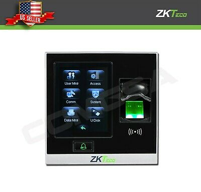AU129.78 • Buy Door Access Control System Biometric Fingerprint Zkteco Bluetoot ZK X8-bt Entry