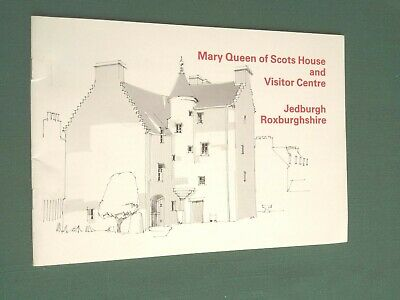 Mary Queen Of Scots House And Visitor Centre, Jedburgh • 9.99£