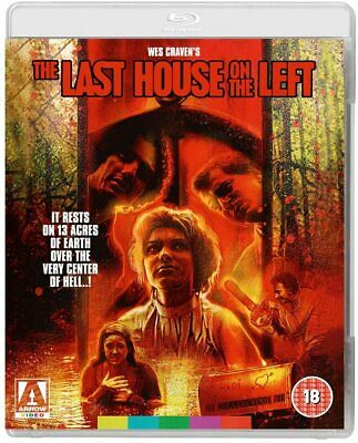 £14.99 • Buy The Last House On The Left (Blu-ray)
