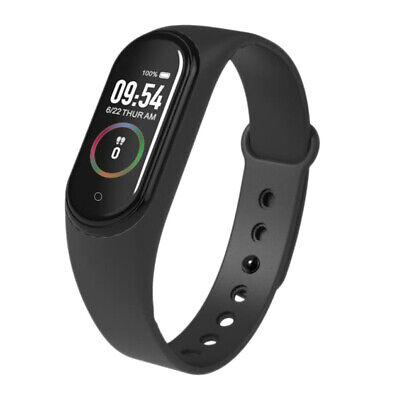 $ CDN6.62 • Buy M4 GLOBAL VERSION Mi Band 4 Smart Watch Wristband Amoled Bluetooth V4.0 Watch
