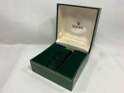 $ CDN117.98 • Buy VINTAGE GENUINE ROLEX Watch Box Case 0612012