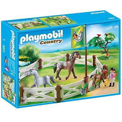 Playmobil Country - Horse Paddock 6931 • 16.99£