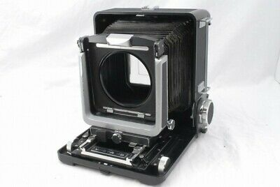 Wista Black 45D 4x5 45 D Large Format Field Camera Body *485651 • 174.59£