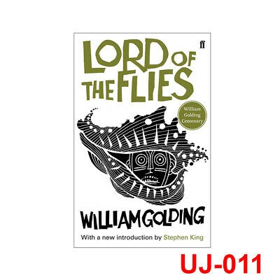 William Golding Lord Of The Flies With An Introduction By Stephen King PB NEW • 6.62£
