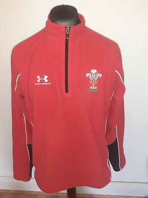 Wales Rugby Fleece JACKET Size Large EXCELLENT CONDITION  • 19.99£
