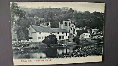£3 • Buy Millers Dale, Village And Church Postcard