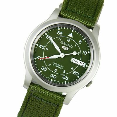 $ CDN117.60 • Buy SEIKO 5 MILITARY SNK805 SNK805K2 AUTOMATIC WATCH TRUSTED SELLER 100% Authentic