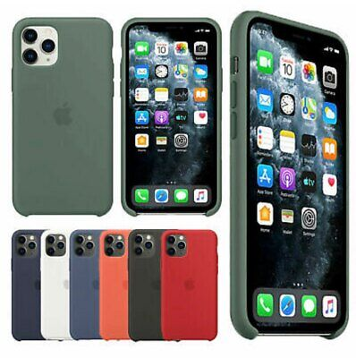 AU9.99 • Buy For Apple Ultra Thin Silicone IPhone Case 11 Pro Max XR XS SE2 8 7 Plus