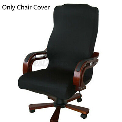 $18.43 • Buy CAVEEN Chair Cover Office Computer  Fabric High Back Stretchy Seat Cover  KJD