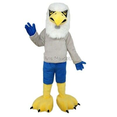 Eagle   Mascot Costume Suits Cosplay Party Game Dress Outfits Carnival Halloween • 283.50£