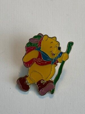 £36.71 • Buy Winnie The Pooh With Walking Stick And Backpack Disney Pin (B2)