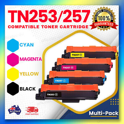 AU98 • Buy TN253 TN257 Toner Compatible For Brother DCP-L3510CDW MFC-L3750CDW MFCL3770CDW