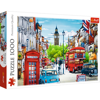 £10.99 • Buy 1000 Piece Jigsaw Puzzles Landscapes Animals Trefl Brand New Adult Kids Puzzle