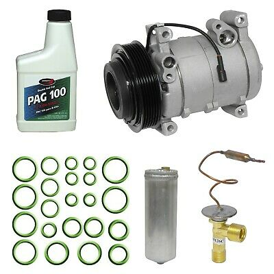 AU312.38 • Buy Universal Air Conditioner KT 1011 A/C Compressor And Component Replacement Kit