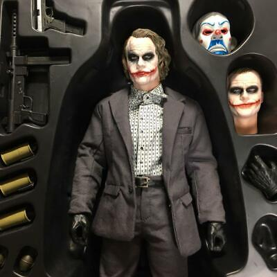 $ CDN467.69 • Buy Hot Toys Joker Bank Robbery Batman Dark Knight 1/6