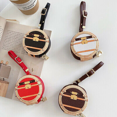 $ CDN19.07 • Buy Fashion Leather AirPods Earphone Protective Case Cover For Apple AirPods Pro 1 2