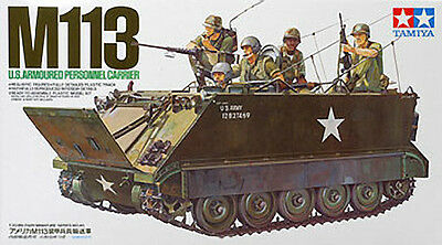 $23.20 • Buy Tamiya US M113 Armoured Personnel Carrier CA140 1:35 Scale Model Kit 35040