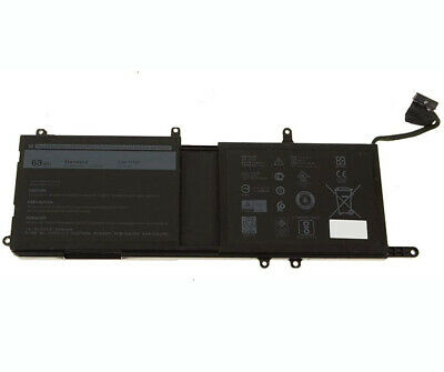 $ CDN143.01 • Buy New 44t2r Replacement Battery For Alienware 15 R3 R4, 17 R4 R5 15.2v 68wh Hf25d
