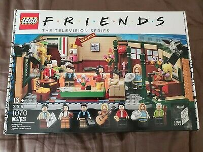 $94.94 • Buy SEALED - LEGO Ideas 21319 Friends Central Perk Coffee House Shop - FREE SHIPPING