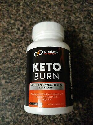 $12.98 • Buy Limitless Energy Keto Burn Ketogenic Weight Loss Support 03/2021