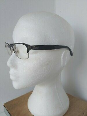 CHRISTIAN DIOR CD3772 Eyeglasses Glasses Frame Black  Les Marquises  Collection • 25.20£