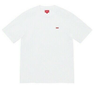 $ CDN130 • Buy Supreme New York Small Box Logo T Shirt White Size Large Brand New