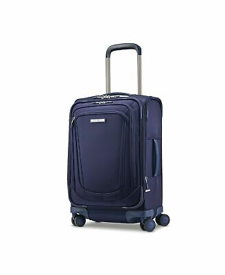 View Details $460 Samsonite Silhouette 16 Soft Expandable Carry-On Spinner Suitcase Luggage • 120.00$