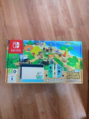 $ CDN786.34 • Buy Console Nintendo Switch Animal Crossing : New Horizons Edition | édition Limitée