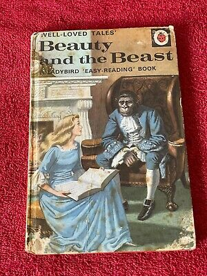 Well Loved Tales Beauty And The Beast Ladybird Book • 10£