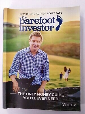 AU12.50 • Buy THE BAREFOOT INVESTOR Book By Scott Pape (2017, Paperback)