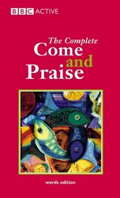 COME And PRAISE, THE COMPLETE - WORDS NEW Carver Alison J. • 9.07£