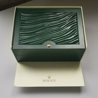 $ CDN193.47 • Buy Rolex Submariner Watch Box Geneve Suisse 39139.04 Green Wave Mint