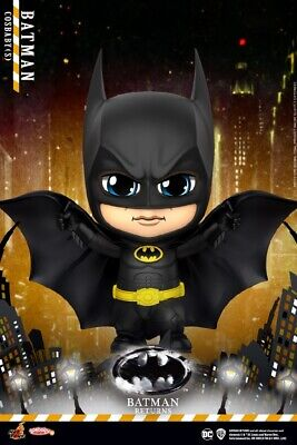 $ CDN48.20 • Buy Hot Toys HT COSB714 Batman Returns COSBABY PVC Mini Figure Collectible Dolls Toy