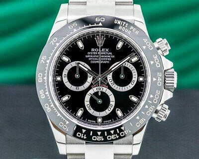$ CDN31905.94 • Buy Rolex 116500LN Daytona Ceramic 116500 LN BOX + PAPERS