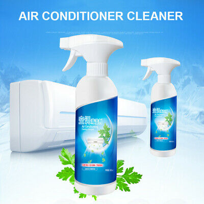 AU18.95 • Buy 500g Air Conditioner Cleaner Foaming Sprayer Coil Condenser Cleaning New