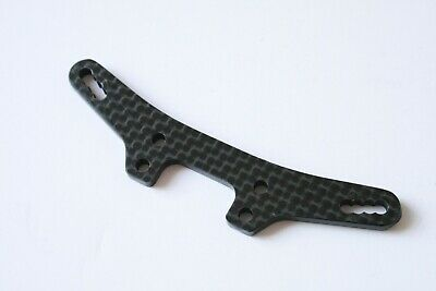 Xray T4 2015 Carbon Front Shock Tower - 302085 2016 2017 • 7.99£