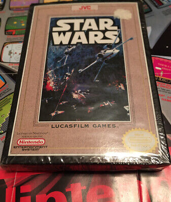 £175.49 • Buy Star Wars NES Nintendo Complete CIB, Tested And Working! Great For Collection!!!