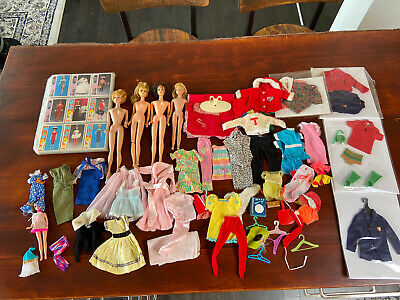$ CDN99 • Buy Vintage Barbie And Friends TLC Mixed Lot