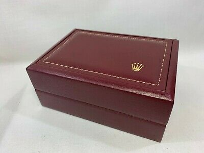 $ CDN38.69 • Buy VINTAGE GENUINE ROLEX Watch Box Case 53.00.01 0630045