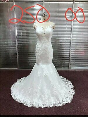 $ CDN302.49 • Buy Wedding Dresses