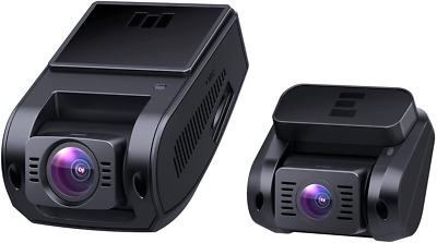 AU215.25 • Buy AUKEY Dual Dash Cam HD 1080P Front And Rear Camera Car Camera Supercapacitor ...