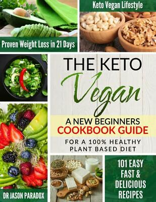 $1.99 • Buy THE KETO VEGAN #2020  New Beginners Cookbook Guide For 100% Healthy  [(P.D.F)]