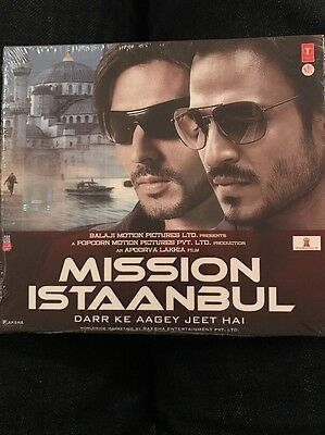£1.99 • Buy MISSION ISTAANBUL - BOLLYWOOD SOUNDTRACK CD. STILL SEALED. T Series SFCD1-1325