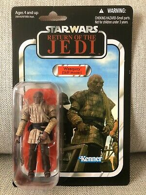$ CDN75 • Buy Star Wars Vintage Collection ROTJ Weequay Figure MOC Sealed New VC48 Skiff Guard